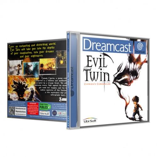 Evil Twin English Translation