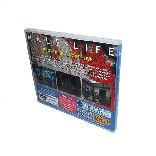 Half Life & Blueshift