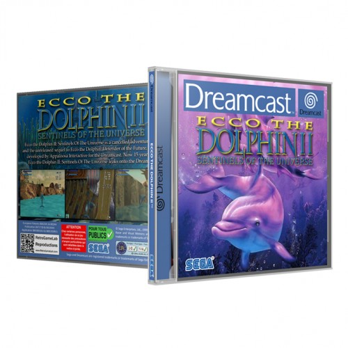 Ecco the Dolphin II : Sentinels of the Universe