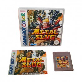 Metal Slug for Gameboy Color