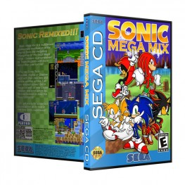 Sonic Mega Mix CD