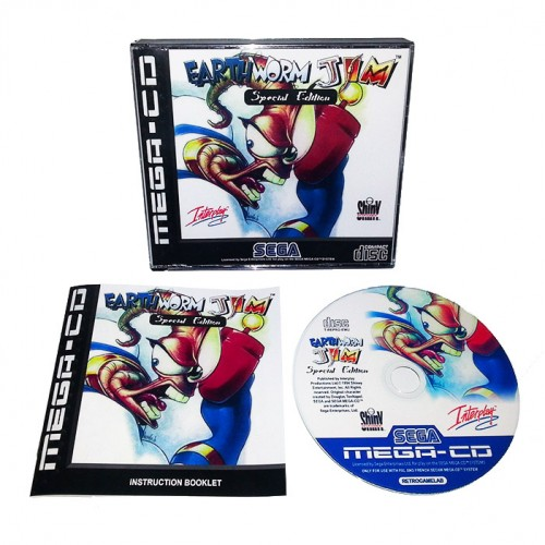 Earthworm Jim Special Edition