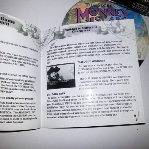 Monkey Island Enhanced