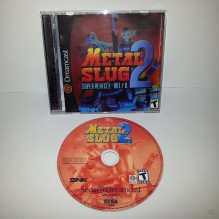 Metal Slug 2 - Region Free