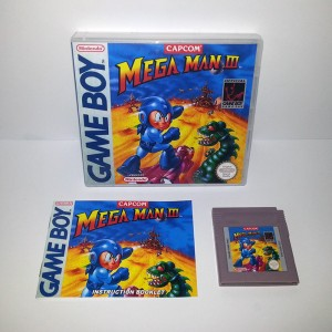 Mega Man III Reproduction