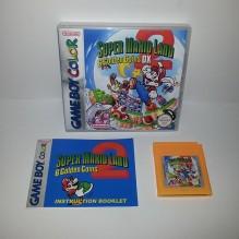 Super Mario Land 2 DX : 6 Golden Coins