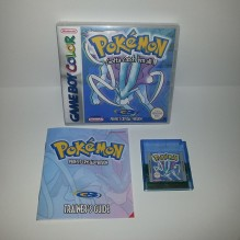 Pokemon Perfect Crystal Reproduction