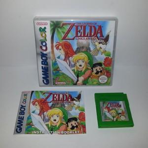 Zelda - Link's Awakening DX Hero Mode