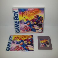Mega Man IV Reproduction