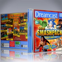 Sega Smash Pack Vol. 1 - PAL Version