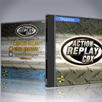 Action Reply CDX - Cheat & Import [PAL]