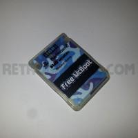 Free McBoot Memory Card - Blue Camo V1 Hori - PS2