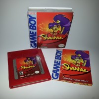 Shantae Mini Reproduction
