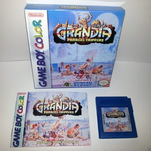 Grandia Parallel Trippers English Translation