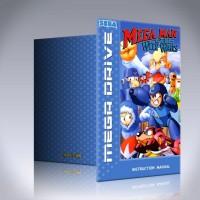 Mega Man Wiley Wars Manual