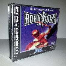 Road Rash Mega-CD