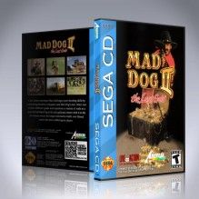 Mad Dog II Reproduction NTSC