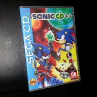 Sonic CD ++ Reproduction