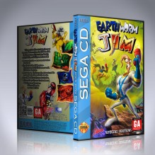 Earthworm Jim Special Edition NTSC