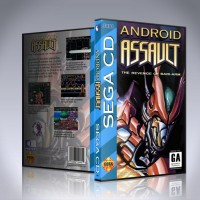 Android Assault : The Revenge of Bari-Arm NTSC
