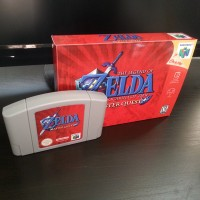 Legend of Zelda : Ocarina of Time Master Quest (NTSC)