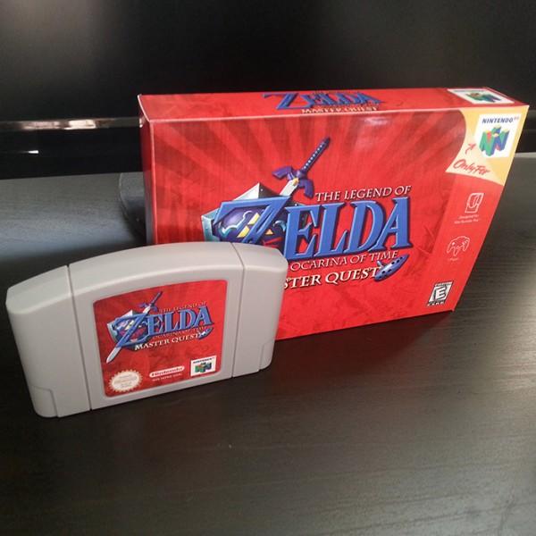 Legend of Zelda : Ocarina of Time Master Quest (NTSC)