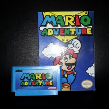 Mario Adventure Reproduction Game