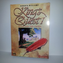 Kings Quest I : Enhanced VGA Edition