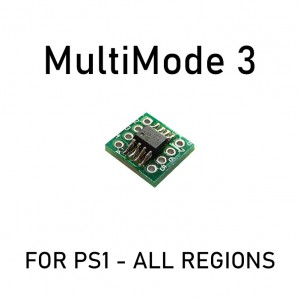 Multi Mode 3 for PS1