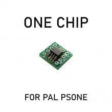One Chip for PAL PSOne