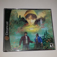 Shenmue II English speech Mod Reproduction