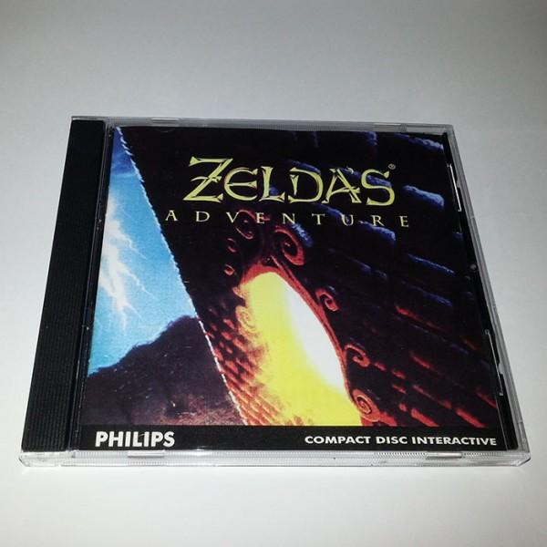 Zelda's Adventure Reproduction Game