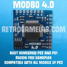 Modbo 4.0 - Homebrew - Region Free