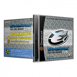 Game Shark CDX - Cheat & Import