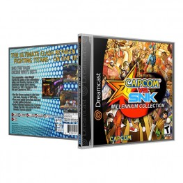 Capcom VS SNK: Millennium Collection