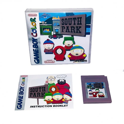 South Park Gameboy Unreleased