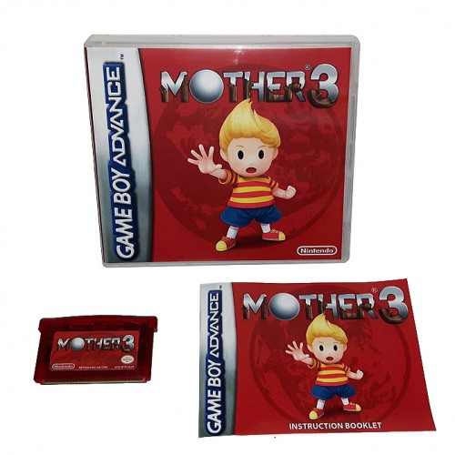 Mother 3 English Translation